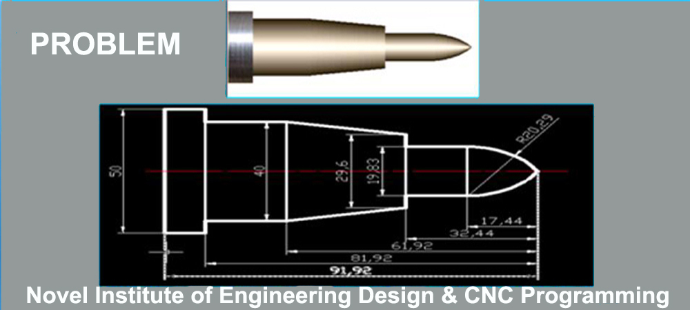 Novel Institute of Engineering Design & CNC Programming